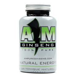 AM Pure Ginseng Natural Energy 500mg