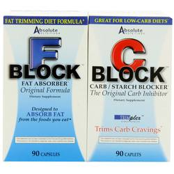 Absolute Nutrition Dynamic Duo (C-Block and F-Block)