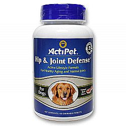 ActiPet Hip and Joint Defense For Dogs
