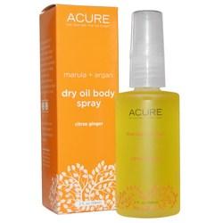 Acure Organics Dry Oil Body Spray
