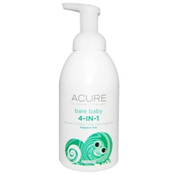 Acure Organics Bare Baby 4-in-1