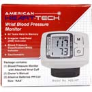 Advocate American Heart-Tech Non-Speaking Wrist Blood Pressure Monitor