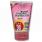 Alba Botanica Sun SPF 30 Faces Plus Lotion
