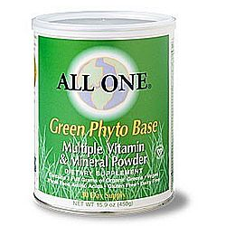 All One Green Phyto Base