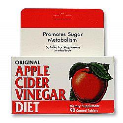American Health Apple Cider Vinegar Diet Tabs