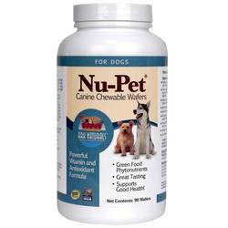 Ark Naturals Nu-Pet Canine Wafers