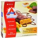 ATKINS Advantage Meal Bar - Chocolate Peanut Butter - 5 Bars
