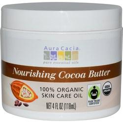 Aura Cacia Nourishing Cocoa Butter