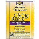 Avalon Organics CoQ10 Wrinkle Defense Serum