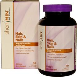 Bio-Tech Shen Min Hair, Skin & Nails