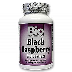 Bio Nutrition Black Raspberry Fruit Extract