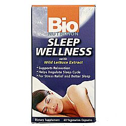 Bio Nutrition Sleep Wellness