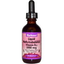 Bluebonnet Nutrition Liquid Methylcobalamin Vitamin B12