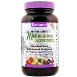 Bluebonnet Nutrition Super Earth MultiNutrient Iron Free Formula