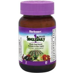 Bluebonnet Nutrition Super Earth Single Daily Multinutrient Formula with Iron
