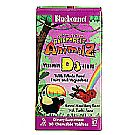 Bluebonnet Nutrition Rainforest AnimalZ Vitamin D3 400 IU