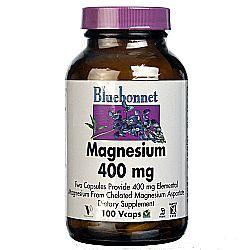 Bluebonnet Nutrition Magnesium 400 mg