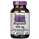 Bluebonnet Nutrition Magnesium 400 mg