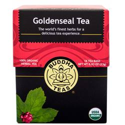 Buddha Teas Goldenseal Tea