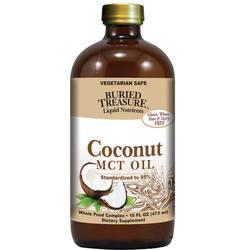 Buried Treasure Coconut Oil MCT