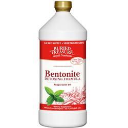 Buried Treasure Bentonite Detox Formula