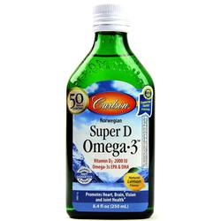 Carlson Labs Super D Omega-3