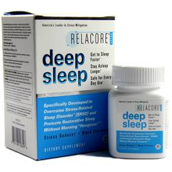Carter-Reed Relacore Extra Deep Sleep