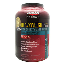 Champion Performance Heavyweight Gainer 900