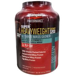 Champion Performance Super Heavyweight Gainer 1200