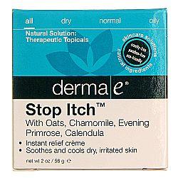 Derma E Stop Itch Instant Relief Crème