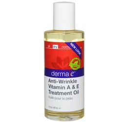 Derma E Anti-Wrinkle Vitamin A and E Treatment Oil