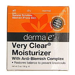 Derma E Very Clear Moisturizer