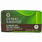 Desert Essence Tea Tree Therapy Bar Soap - 5 oz