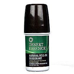 Desert Essence Tea Tree Oil Roll-On Deodorant