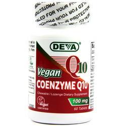 Deva Vegan Coenzyme Q10