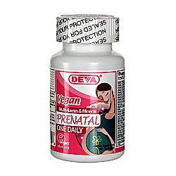 Deva Vegan Prenatal Multivitamin and Mineral One Daily