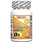 Deva Vegan Vitamin D 2,400 IU