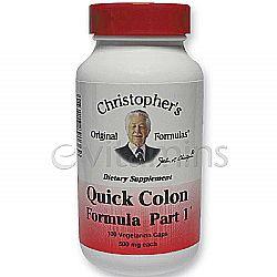 Dr. Christophers Quick Colon Formula #1