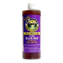Dr. Woods Pure Black Soap