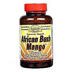 Dynamic Health Laboratories African Bush Mango