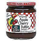 Eden Foods Organic Apple Cherry Butter Spread -- 17 oz