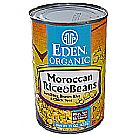 Eden Foods Organic Moroccan Rice and Garbanzo Beans - 15 oz
