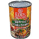 Eden Foods Organic Pinto Beans Lightly Salted Spicy -- 16 oz