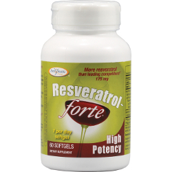 Enzymatic Therapy Resveratrol Forte - High Potency