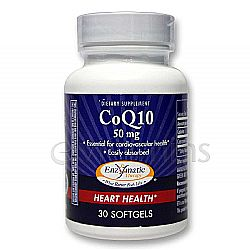 Enzymatic Therapy CoQ10 50 mg