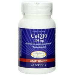 Enzymatic Therapy CoQ10 100 mg