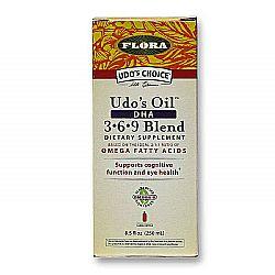 Flora Udo's Oil DHA 3-6-9 Blend
