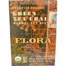 FLORA Green Tea Chai - 16 Tea Bags