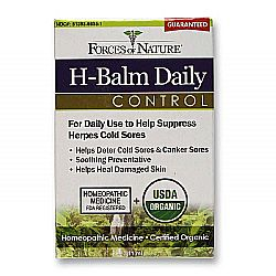 Forces of Nature H-Balm Control