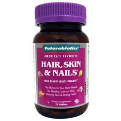 Futurebiotics Hair Skin Nails for Women